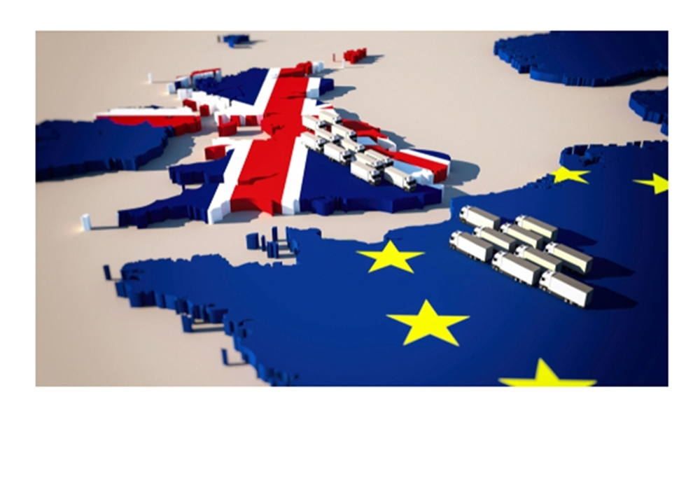 PICTORIAL GUIDE TO EXPORT & IMPORT CUSTOMS CLEARANCE POST BREXIT